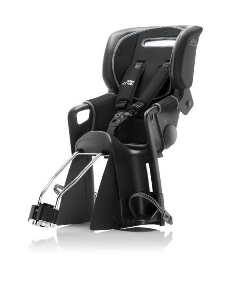 Römer-Britax Kindersitz Jockey³ Comfort schwarz Wendebezug schwarz/grau (VE1)